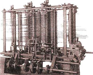 Babbagův stroj Difference Engine